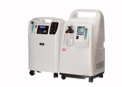 Oxygène médical à domicile